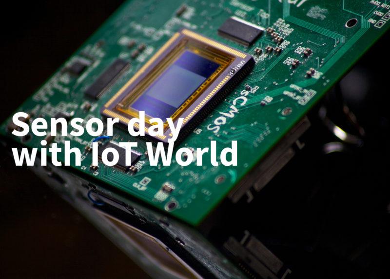 Sensor day iot world