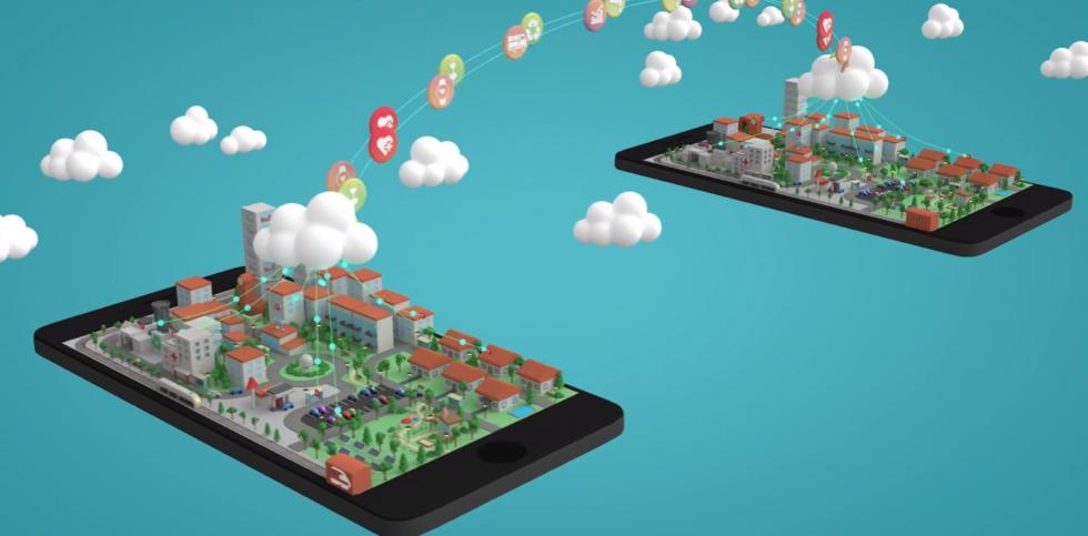City as a Platform
