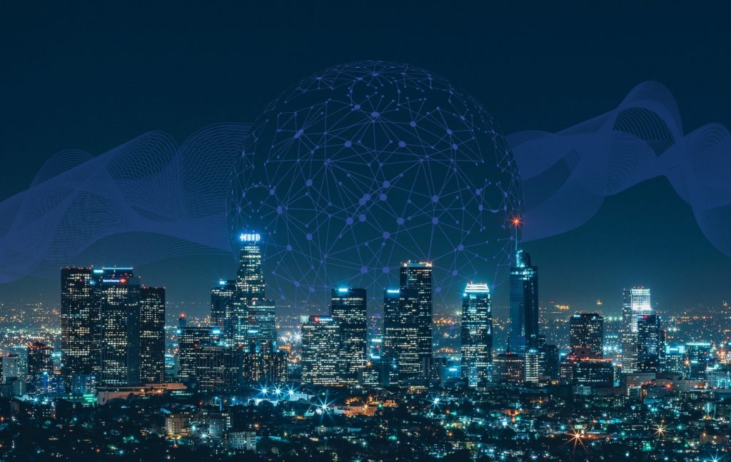 Smart city connection